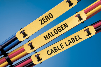 Cabletec – HLX Cable Labels